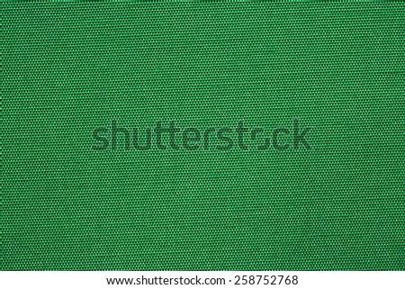 Smooth green silk background - stock photo