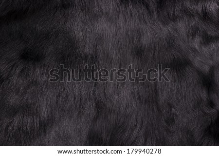 Smooth Sensuous Black Satin - stock photo