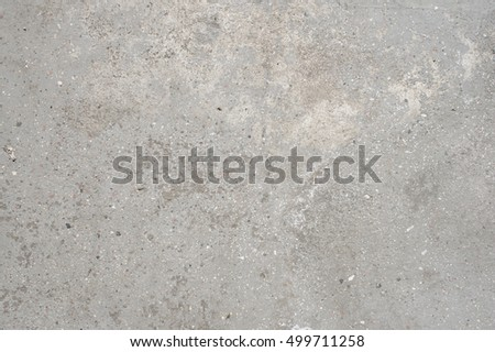 Smooth surface with few cracks, detail from formed concrete, formwork, material texture