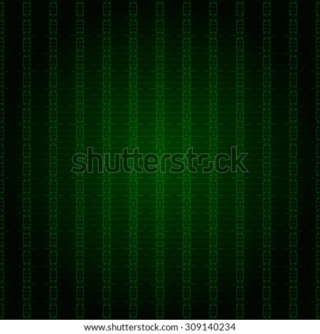 Smooth technology light lines background Raster version