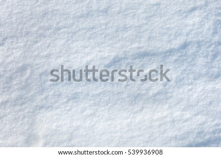 smooth white and blue snow texture background