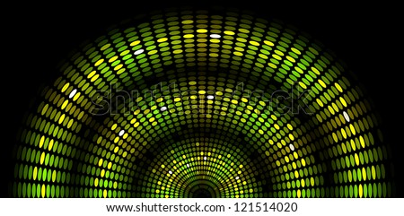 Snake - abstract background - stock photo