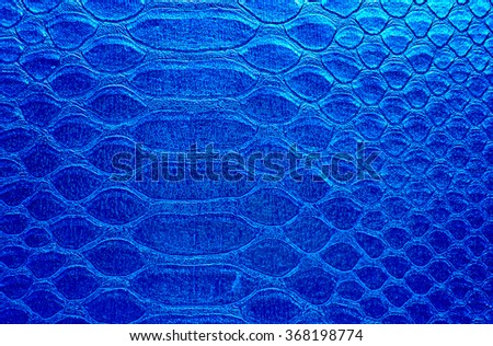 Snake skin, can use as background - stock photo