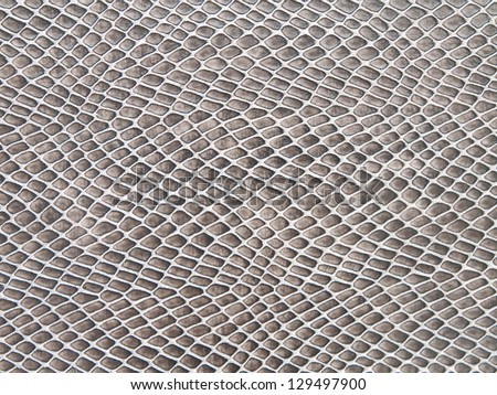 snakeskin texture artificial leather - stock photo