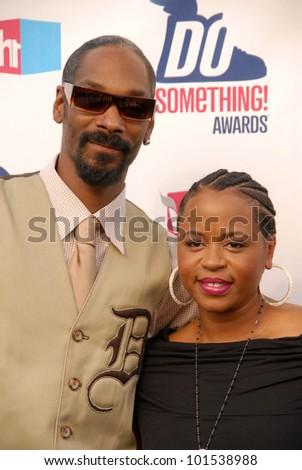 Snoop Dogg at the VH1 2010 Do Something Awards, Palladium, Hollywood, CA. 07-19-10 - stock photo