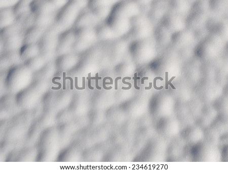 Snow backgrounds - stock photo