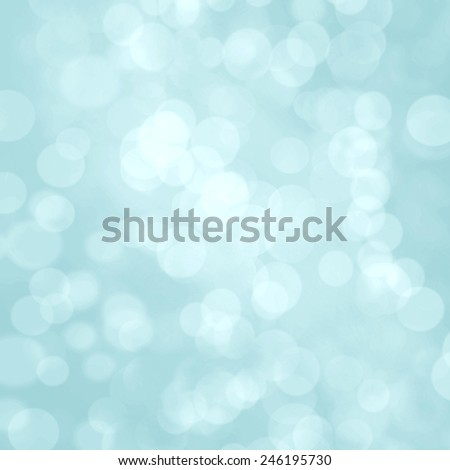 snow bokeh pattern, pastel winter background