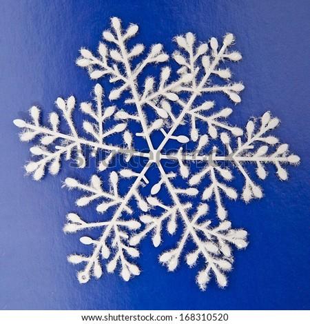 Snowflake - stock photo