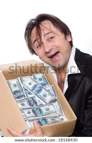So much money - stock photo