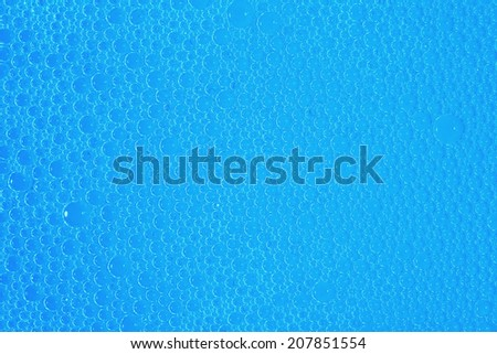 Soapsuds bubbles as background texture - stock photo