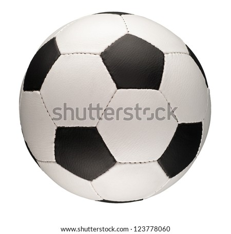 Soccer Ball - Football Ball - stock photo