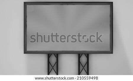 Soccer Board - stock photo