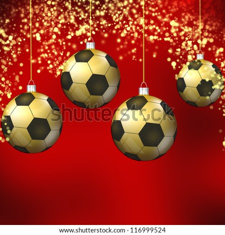 Christmas Soccer Stock Images, Royalty-Free Images & Vectors ...