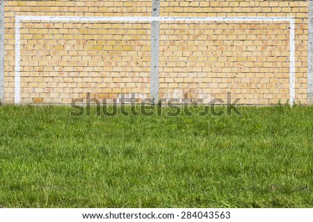 stock-photo-soccer-goal-drawn-on-a-wall-