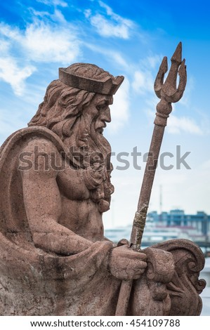 Neptune God Stock Images, Royalty-Free Images & Vectors | Shutterstock