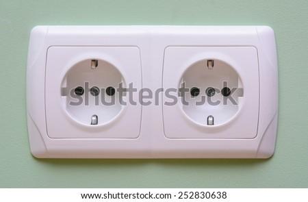 socket - stock photo