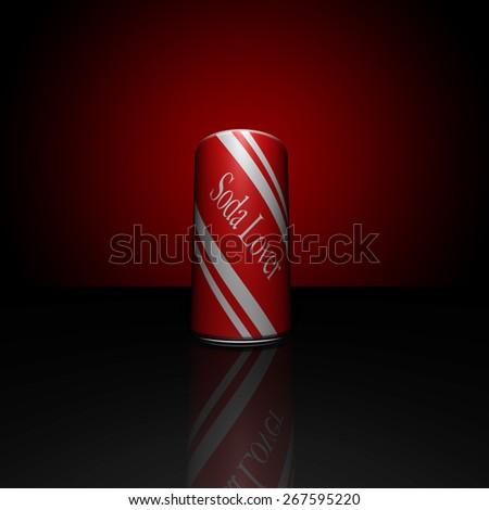 Soda Drinks - stock photo