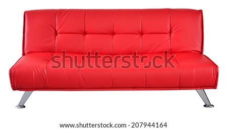 Sofa. - stock photo