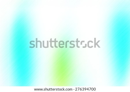soft abstract blue green white background for various design artworks with up right diagonal speed motion lines - stock photo