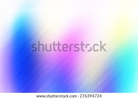 soft abstract blue pink yellow background for various design artworks with up right diagonal speed motion lines - stock photo