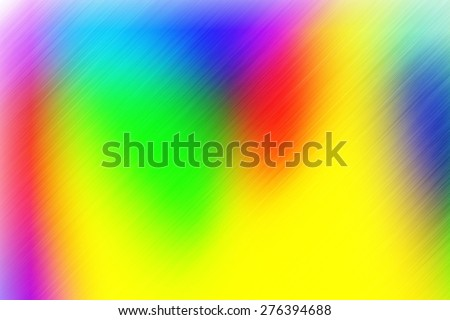 soft abstract red orange pink blue background for various design artworks with up right diagonal speed motion lines - stock photo
