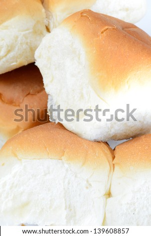 soft and sweet brioches with milk and butter