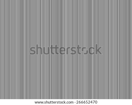 Soft background of pinstripes in varying widths, gray and white with a little black. Can be oriented horizontally or vertically. - stock photo