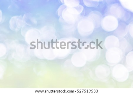 soft background with a pastel colored, bokeh background