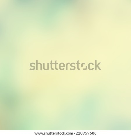 soft blurred background lights, yellowed out of focus pastel blue and white background design. Instagram color effect on sky illustration. - stock photo