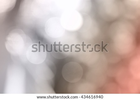 Soft blurred bokeh background. Abstract gradient desktop wallpaper. Various tone and mood useful in many projects. - stock photo