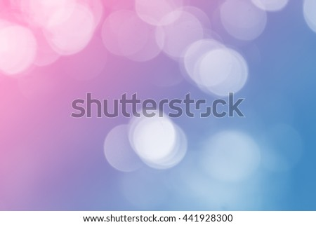 Soft blurred sweet candy pastel background with natural bokeh. Abstract gradient desktop wallpaper. Various mood and tone useful in many projects. - stock photo