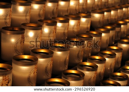 Soft candles
