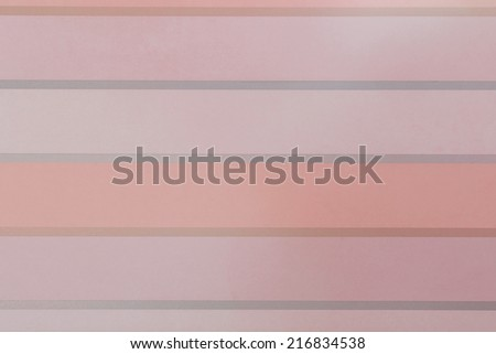 soft-color background with colored stripes - stock photo