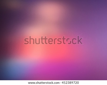 soft colored abstract background,Abstract background blue colour, The blur blue background taken from the puffy blue and gold macaw's bird back feathers, exotic nature background and blur texture - stock photo