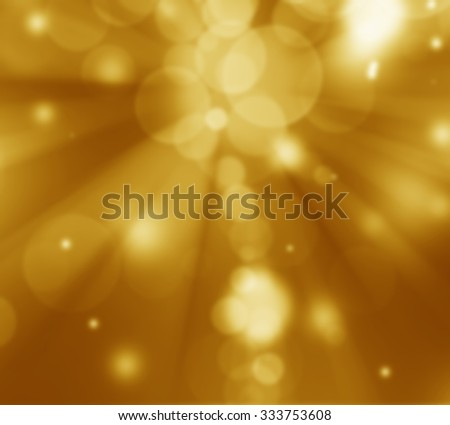 soft colored abstract yellow background - stock photo