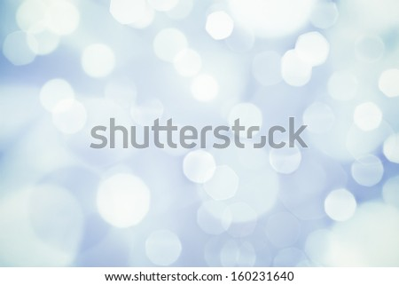 Soft lights background - stock photo