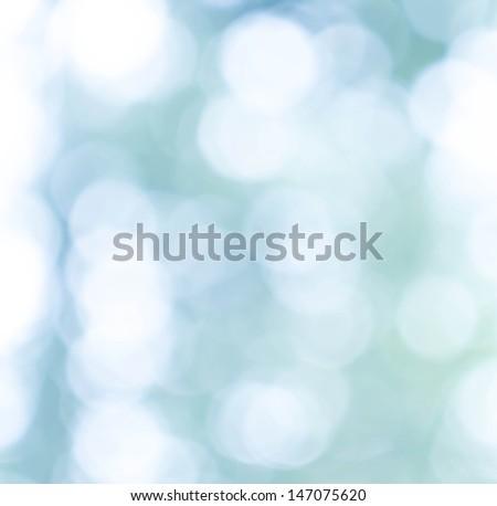 Soft lights background.  Festive Christmas background.  - stock photo