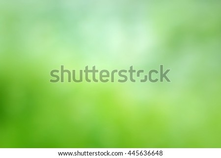Soft Natural colorful abstract background
