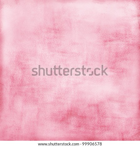 Soft Pink  Background - stock photo