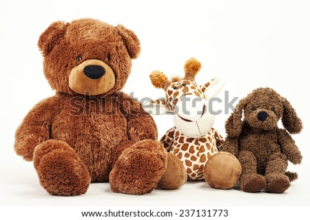 soft toys background - photo #49