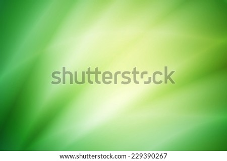 soft white to green gradient  curve abstract background
