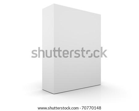 Software Box - stock photo