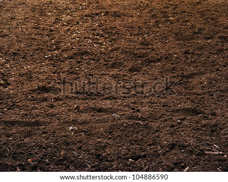 Soil - stock photo