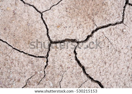 soil drought cracked texture background