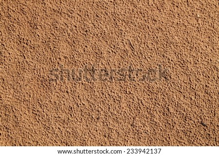 Soil/Sand surface after the rain texture/background