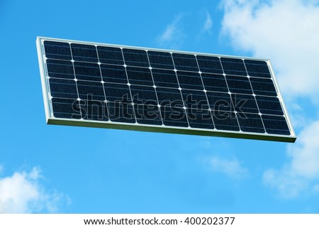 solar alternative energy, photovoltaic power plant, concepts and Ideas