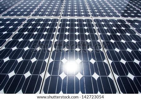 solar cell 01 - stock photo