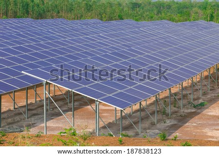 Solar energy, clean energy alternatives.