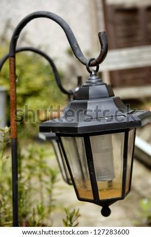 Solar Garden Lighting Lantern