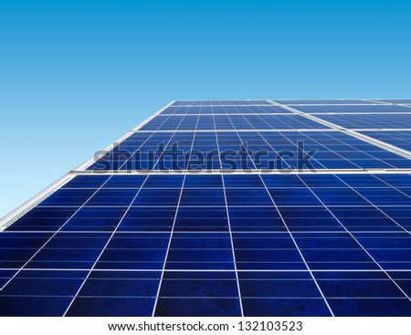 Solar panels are continuing to be the main source of renewable energy across the globe